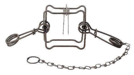 Duke #220 Double Spring Body Grip Trap #duke220reg