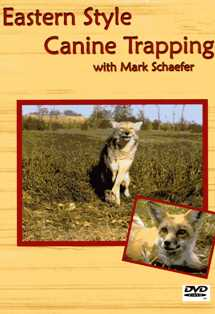 Eastern Style Canine Trapping with Mark Schaefer DVD #esctms11
