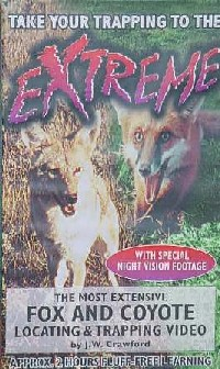 Extreme Fox & Coyote - Vol. I DVD #EXTRVOLI