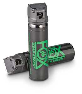 Fox Labs Mean Green Pepper Spray 156MGC
