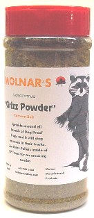 Grizz Powder #grizzpdr