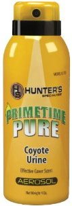 Hunter's Specialties Aerosol Coyote Urine 3135