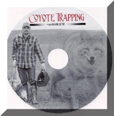 Coyote Trapping DVD with Mark June mjdvd08