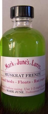 Mark June's Muskrat Frenzy mjmfrenzy