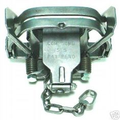 KB Compound 5.5 Regular 4x4 Coil Spring Trap #kb55reg