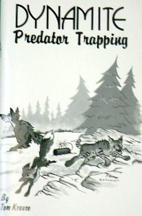 Dynamite Predator Trapping Book by Krause #DPTkrause