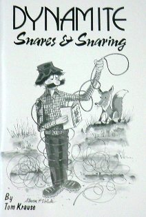 Dynamite Snares & Snaring Book by Krause #DSSkrause