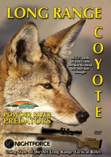 Long Range Coyote DVD longrange dvd