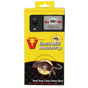 Victor® Electronic Mouse Trap M2524