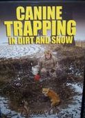 Canine Trapping in Dirt and Snow DVD marksteckvideo