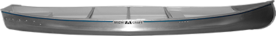 Michicraft T-16 Sq. Stern Canoe #T16Sq