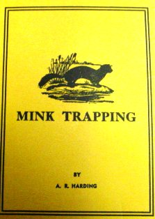 Mink Trapping by A.R. Harding #584