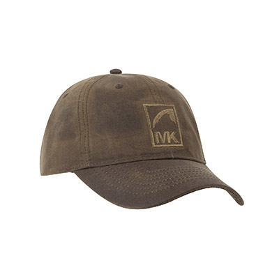 Waxed Cotton MK Icon Cap mkicon