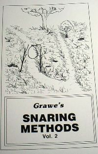 Grawe's Snaring Methods Vol 2 GrawesSnarmet