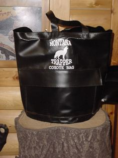 The Montana Coyote Bag montanacoy12