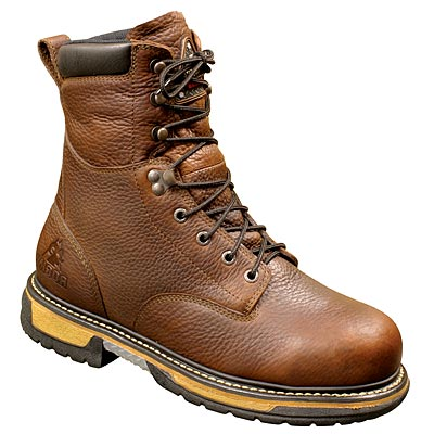 Rocky Boots: Men's IronClad Waterproof Work Boot 5693 00005693