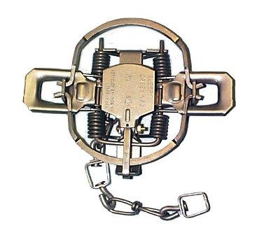 SCM 1.75 4x4 Offset Coil Trap scm1754x4