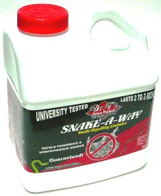 Dr. T's Snake-A-Way Repellent-4lb #snakeaway4