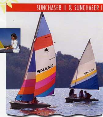 Snark Sunchaser II Sailboat sunchaserII