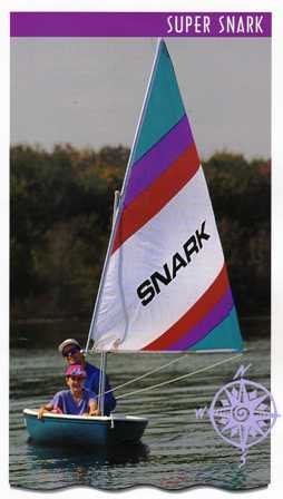 Super Snark Sailboat ASB114