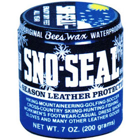SNO SEAL Leather Protector - 8oz. 4001-1