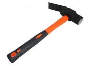 NBP Crosspein Pro Fiberglass Handle Hammer hammer