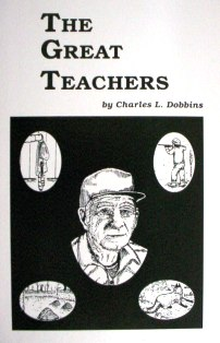 The Great Teachers Book by Charles Dobbins #cdobbinsbook05