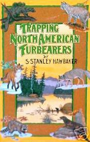 SS Hawbaker Trapping North American Furbearer Book 631
