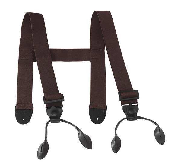 Pro-Line Wader Suspenders, Brown 0094764