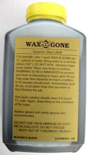 Wax B Gone #waxgo