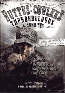 Zepp's Buttes-Coulees Thunderclouds and Sunrises DVD #zepp24797